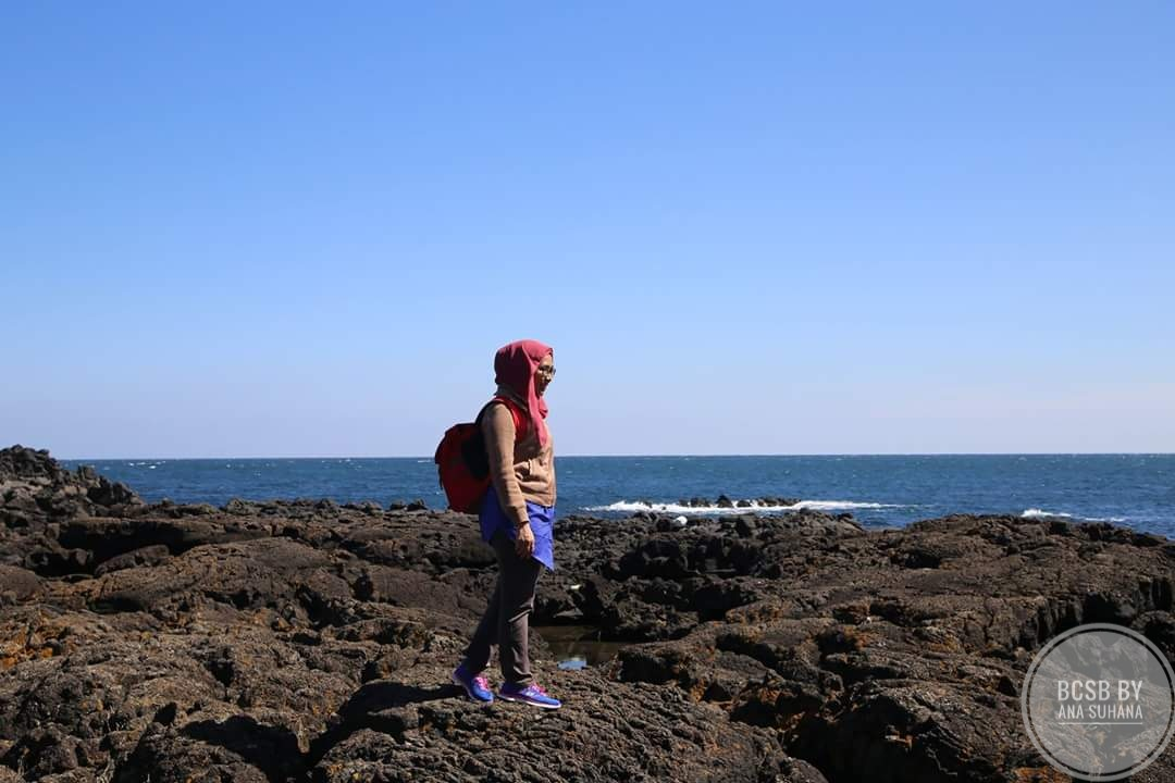 Bercuti ke Korea : U-do Island Jeju