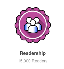 TripAdvisor Readership Badge