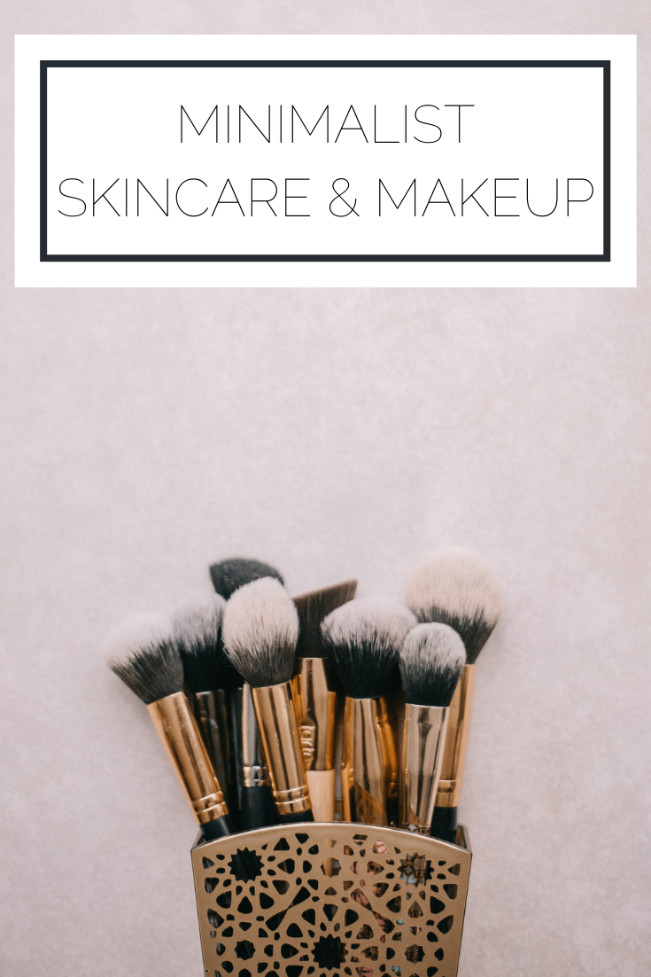 Click to read now or pin to save for later! Check out my updated minimalist skincare and makeup routine