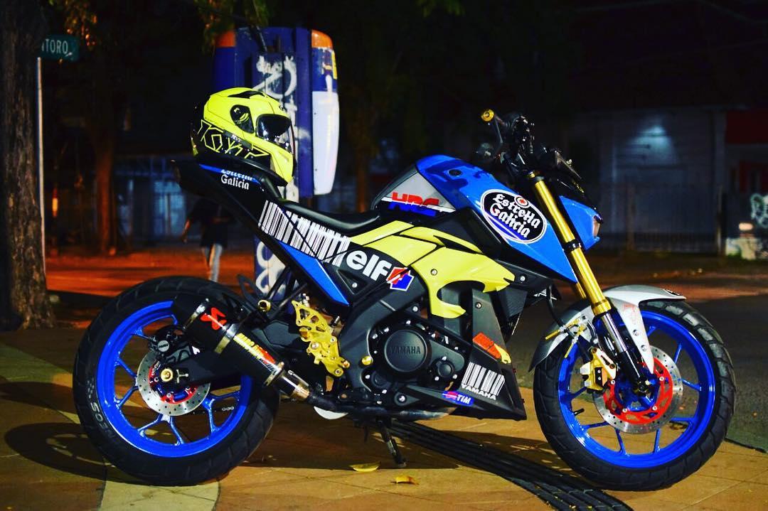 Modifikasi Motor Yamaha Xabre Agar Terlihat Makin Keren