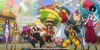 Download Anime One Piece Movie 14: Stampede Subtitle Indonesia