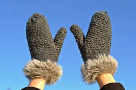 latest wearing gloves for girls- aaron lal