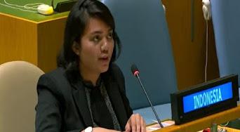 Lagi-lagi Usik Indonesia, Silvany Pasaribu Berikan Jawaban Tegas untuk Vanuatu di Sidang PBB