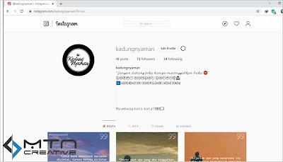 Cara Menonaktifkan Akun Instagram 2