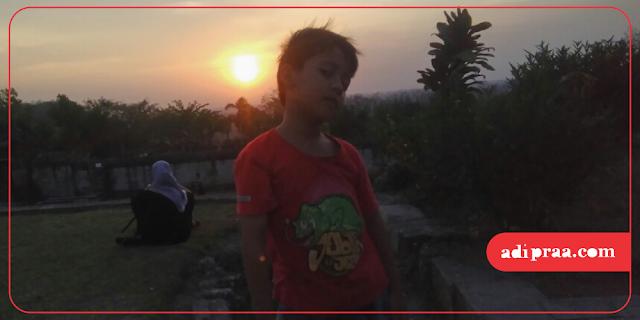 Sunset di Keraton Ratu Boko | adipraa.com