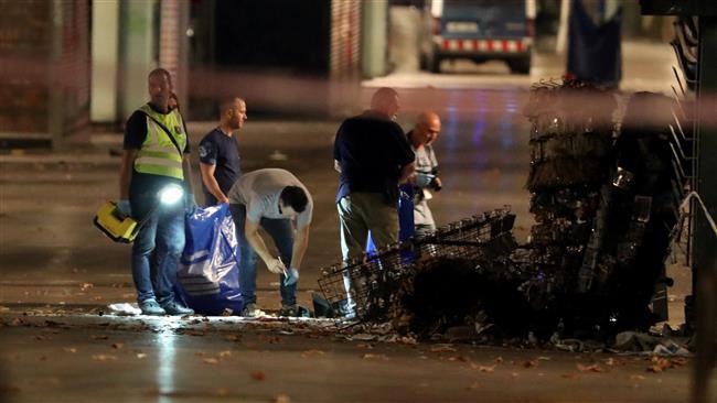 Barcelona van attacker may still be at large: Spanish police