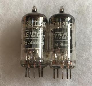 Mullard ECC83/12AX7 tubes (sold) Mullard%2Becc83%2B1
