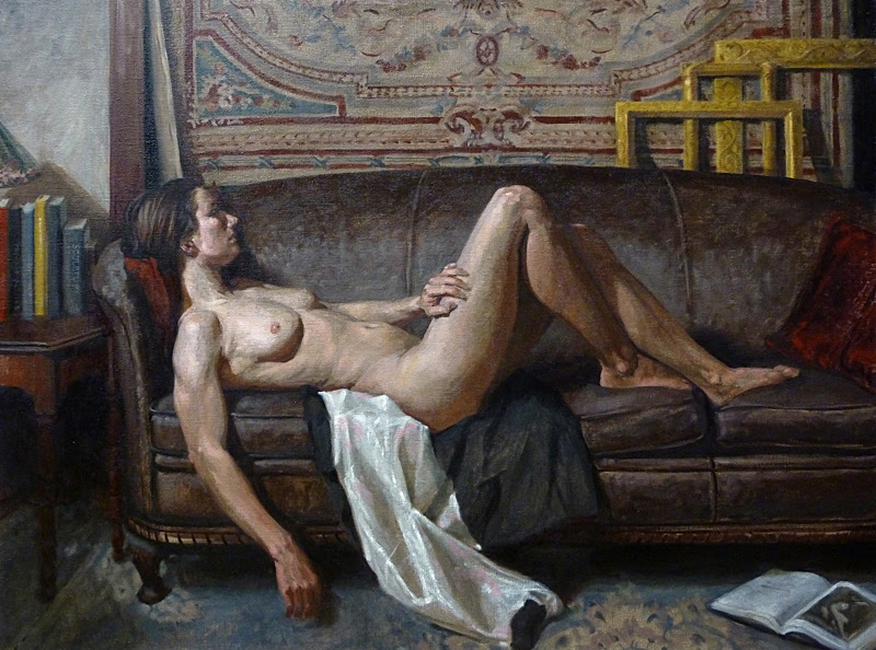 Figurative Paintings by Kendric Tonn from America.