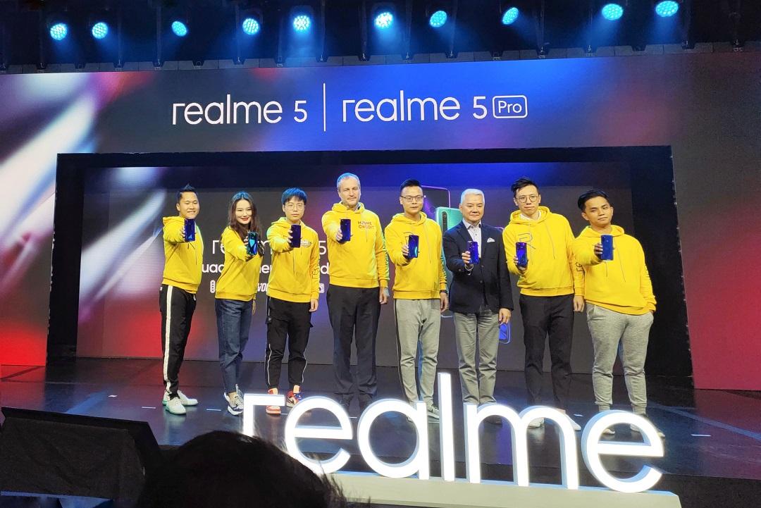 Realme 5 Philippines