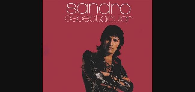 Letra de Tu espalda y tu cabello - Sandro