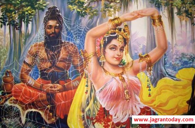 Celesttial Nymph Rambha Apsara Practice