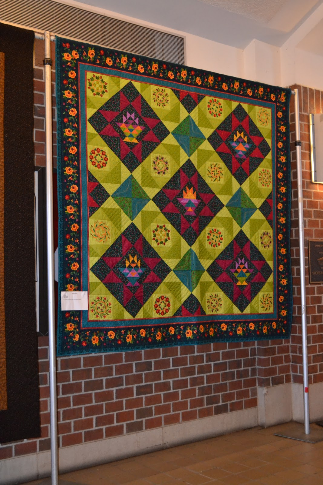 Shoofly Quilts Hands All Around Quilt Show