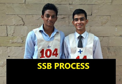5 DAYS SSB PROCESS