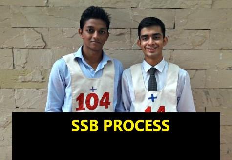 5 DAYS SSB PROCESS