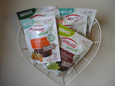 Helio - smacznie i zdrowo, recenzja.