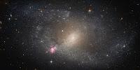 Spiral Galaxy NGC 5398