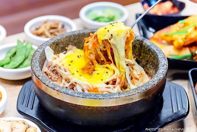 MG 1543 - 熱血採訪│台中老字號韓式料理,多達近80種韓式料理任你挑,還有50種小菜讓你吃到飽!