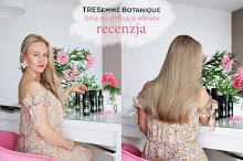 KONKURS ♥ TRESemmé Botanique - recenzja linii do stylizacji włosów prostych i kręconych