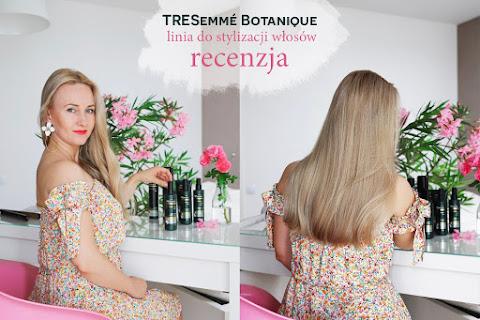 TRESemmé Botanique - linia do stylizacji włosów prostych i kręconych | Recenzja - czytaj dalej »