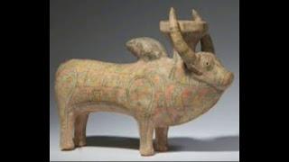 हङप्पा सभ्यता की मूर्तियां