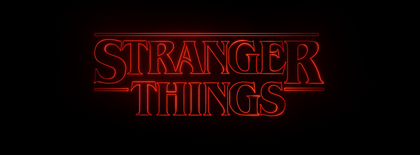 Capas para o Facebook: Stranger Things