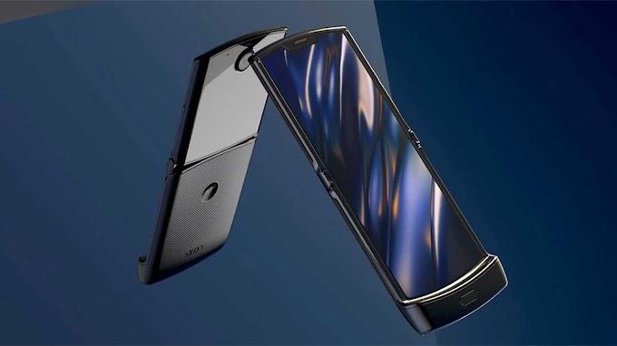 تظهر صور Motorola Razr 2020 الأولى
