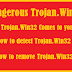 Dangerous Trojan.Win32-Action, Detection, How to Remove