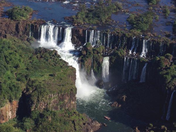 Ecoturismo: cataratas del Iguazú, Argentina