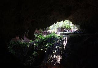 Пещера Тхам Луанг (Мэ Сай) провинции Чианг Рая