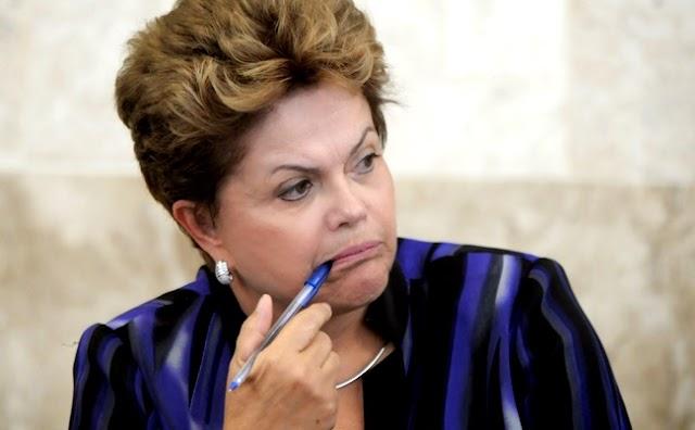 Cartões de Dilma torraram R$ 32,5 mil/dia, somente este ano de 2016