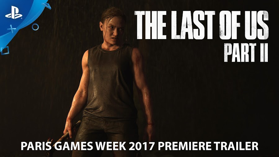 last of us 2 trailer
