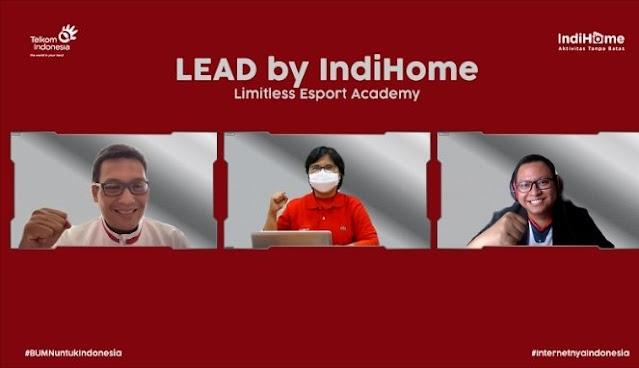 IndiHome Luncurkan Program LEAD by IndiHome