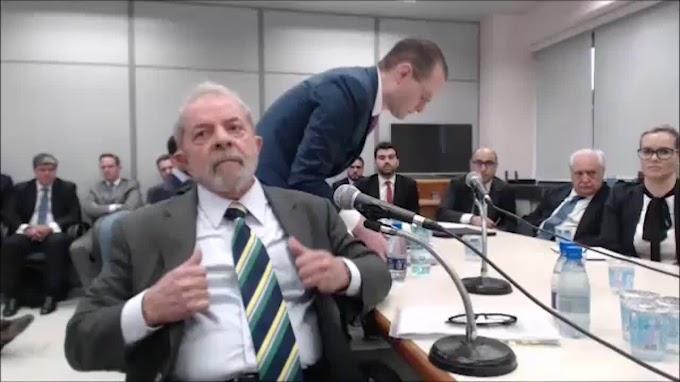 """FRENTE A FRENTE: """"Não solicitei, não paguei e não tenho nenhum tríplex"""", diz Lula em depoimento"""