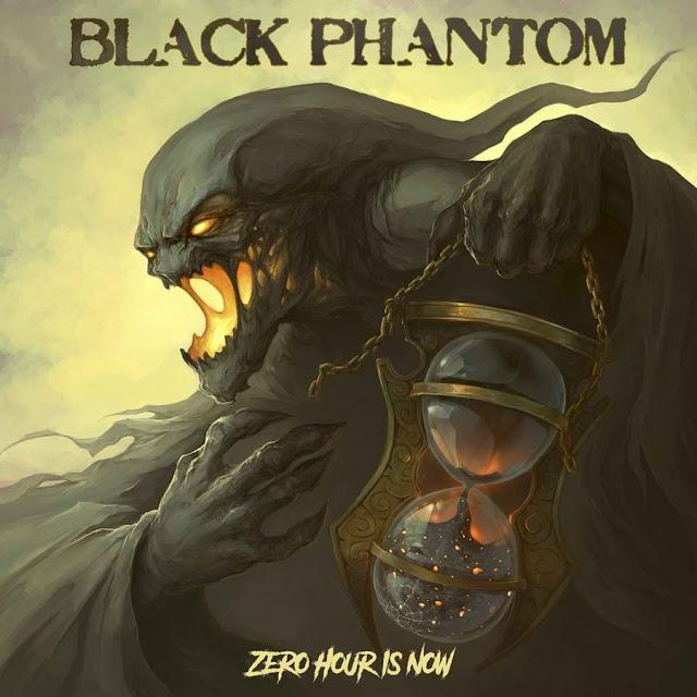 """Το album των Black Phantom """"Zero Hour Is Now"""""""