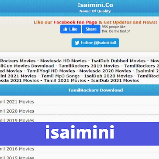 isaimini tamil movies: isaimini 2021 Download Website