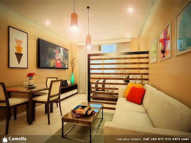 Photos of Two (2) Bedroom 42.6 Sqm - Camella Condo Homes Bacoor | Condominium for Sale Bacoor Cavite