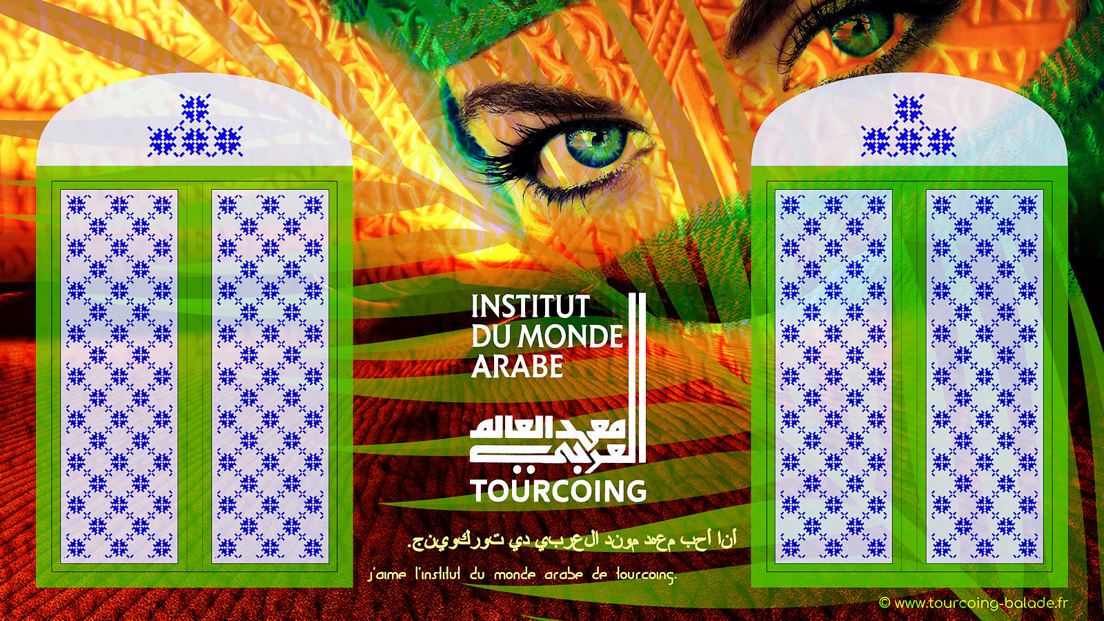 Institut du Monde Arabe, Tourcoing.