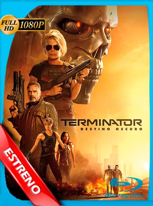 Terminator: Destino Oscuro (2019) HD [1080p] Latino [GoogleDrive] [Cespa92]