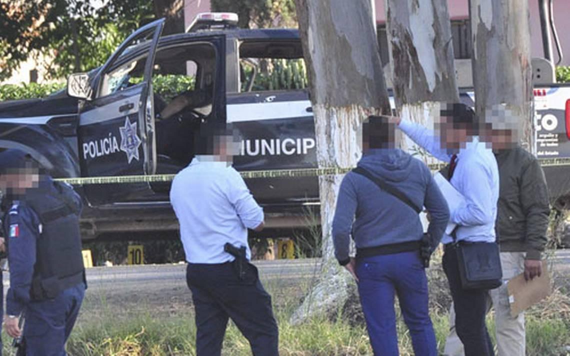 Ya son 50 policías ejecutados en Guanajuato de los 390 en todo el país; es la entidad con más muertes de policías en 2019