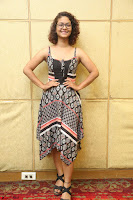 Actress Aditi Myakal Looks gorgeous in Sleeveless Deep Neck Top at Ami Tumi success meet ~  Exclusive 037.JPG