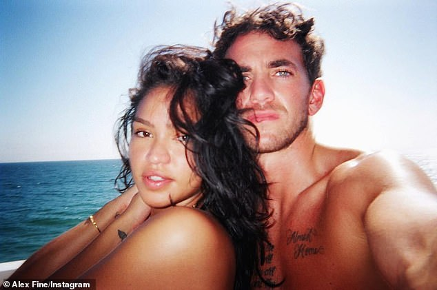 Diddy's ex Cassie announces she and Alex Fine are expecting baby girl just eight months after split