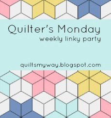 http://quiltsmyway.blogspot.de/2017/06/quilters-monday-linky-party-36.html