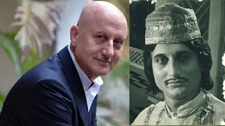 anupam kher throwback pic of his film 'lalila majnu'