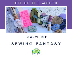MARCH KIT -  Sewing fantasy