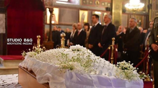 Ο Δήμος Ναυπλιέων τιμά και φέτος τους ευεργέτες και τους δωρητές του