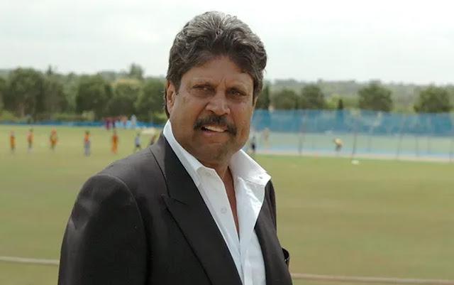 ভারতীয় দলের প্রাক্তন ক্রিকেটার ও অধিনায়ক কপিল দেব হৃদরোগে আক্রান্ত, ভর্তি দিল্লির হাসপাতালে