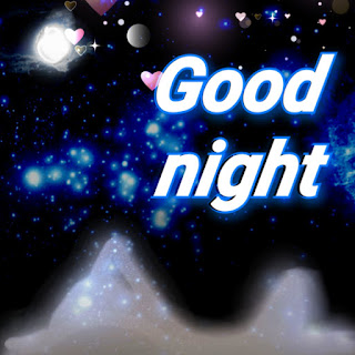 good night photos with your friends