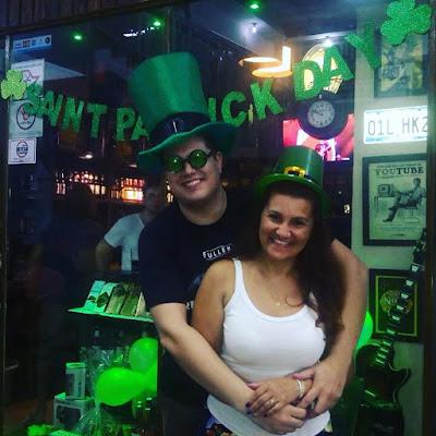 Festa de Saint Patrick é sucesso em Registro-SP