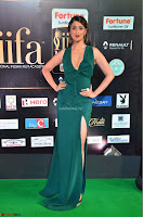 Laxmi Rai in a Deep neck Beautiful Green Gown Cute Actress Laxmi Rai ~  034.JPG