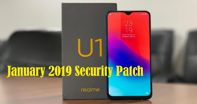 Software Update Realme U1 Starts Security Patch, Camera Improvements